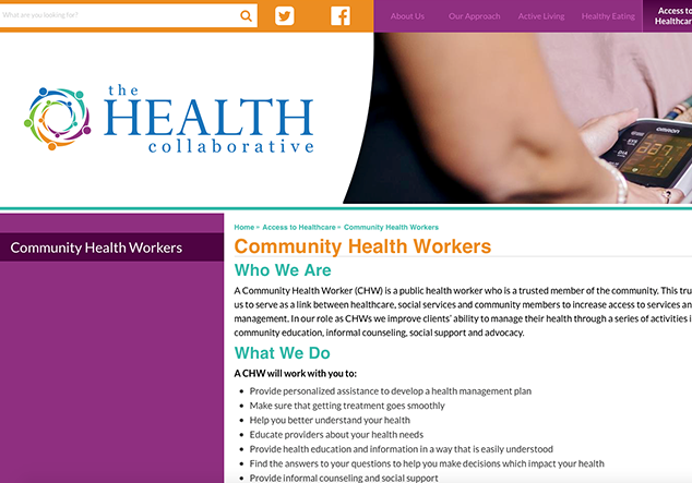 The Community Health Worker Program
