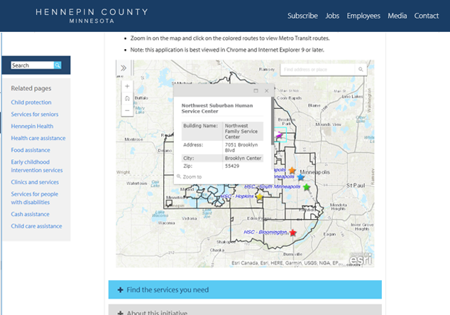 Hennepin County Human Services
